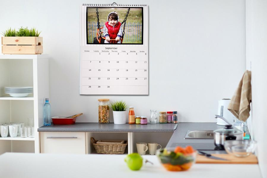 wall calendars with your photos