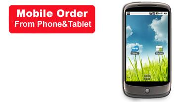 order from your phone