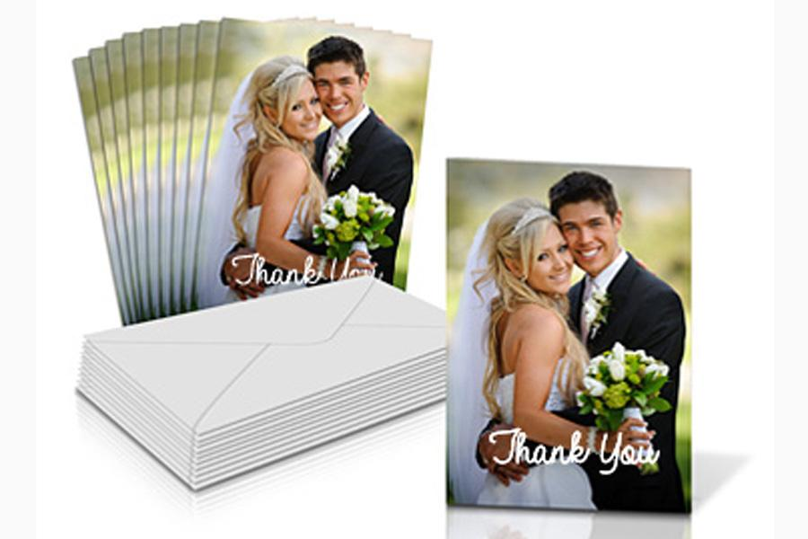 single sides cards for thank you and greetings