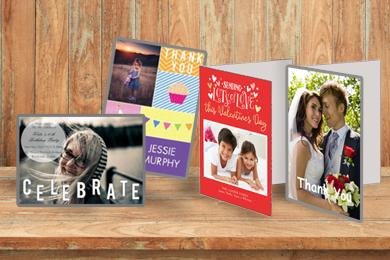 create your own personalised greeting card