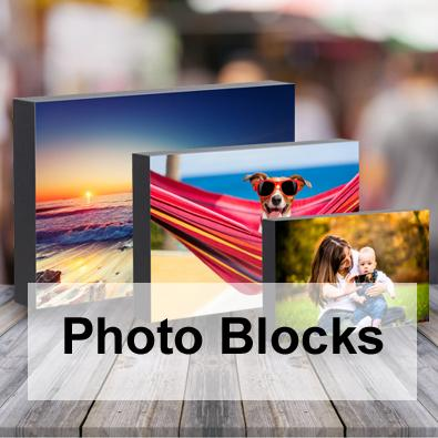 Photo block is the new canvas, Looks great on your wall and shows off your photos.