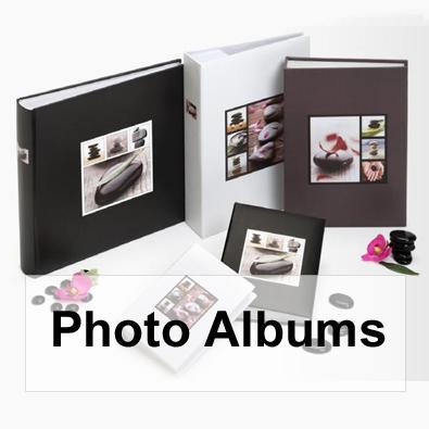 Photo albums will keep your precious memories safe.