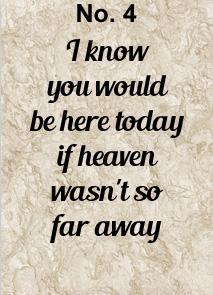 memorial charm verse 4