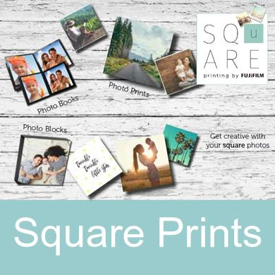 square photo prints, books, posters and lots more