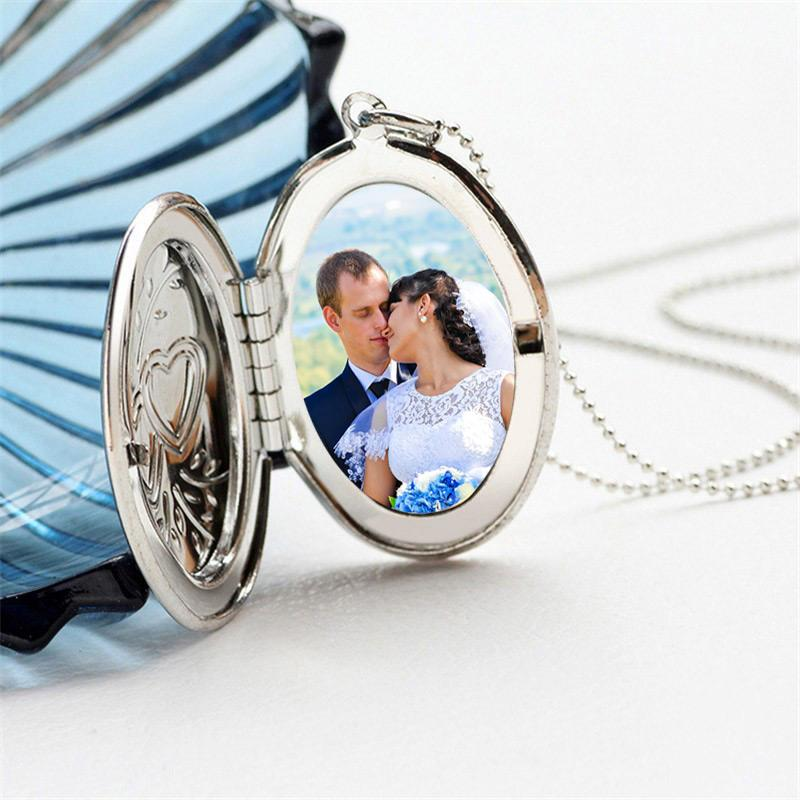 Fit A Photo Into Your Own Locket