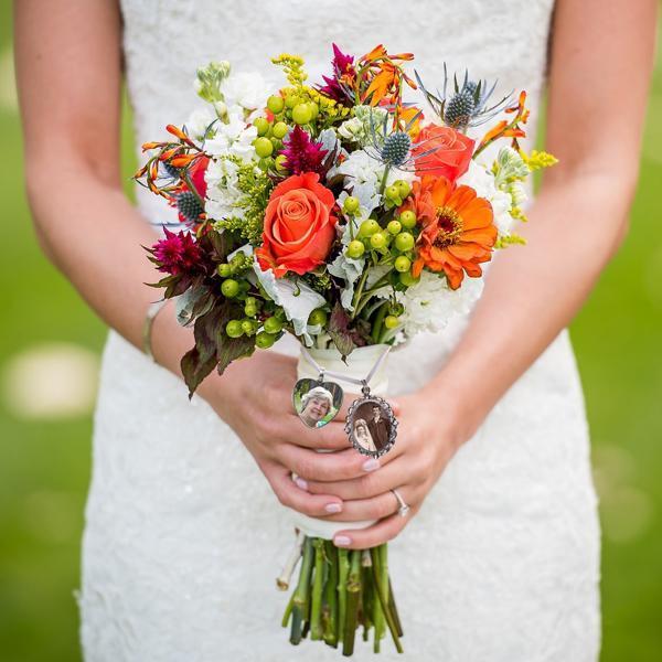 Bridal Bouquet Charm